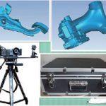Mesin 3D Scanner Projector Type