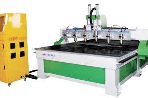 Mesin LD1825 6 Relief CNC Engraving Machine