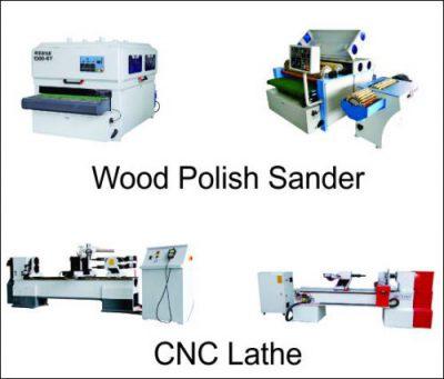 WOOD-POLEESH-SANDER-CNC-LATHE